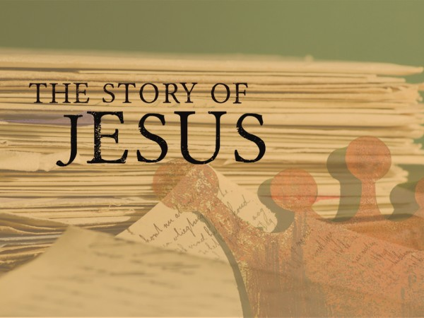 The Story of Jesus- Part 2 His Ministry Begins