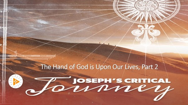 The Hand of God is Upon our Lives Msg 9 Part 2