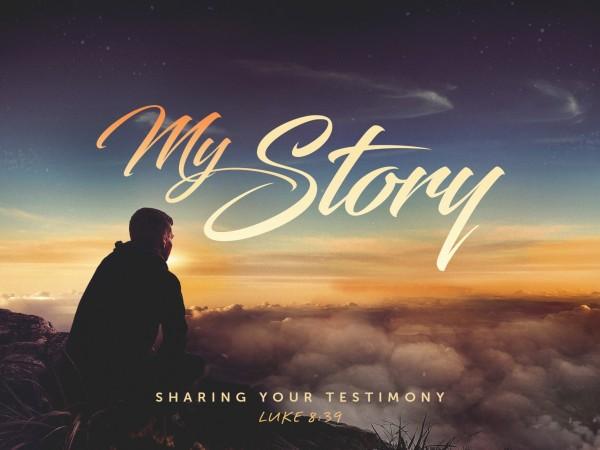 11-18-2018 Testimony Sunday