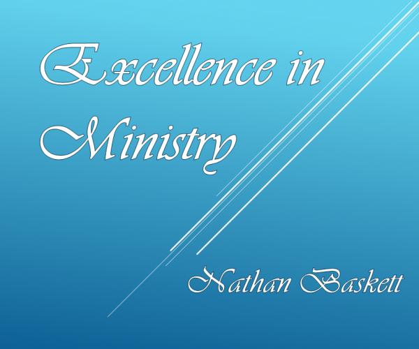 excellence-in-ministryExcellence in Ministry