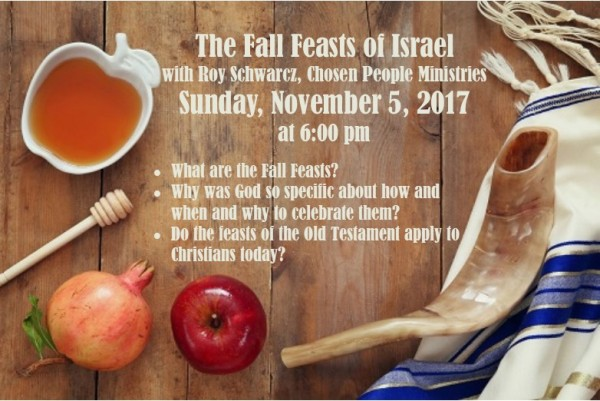 the-fall-feasts-of-israelThe Fall Feasts of Israel