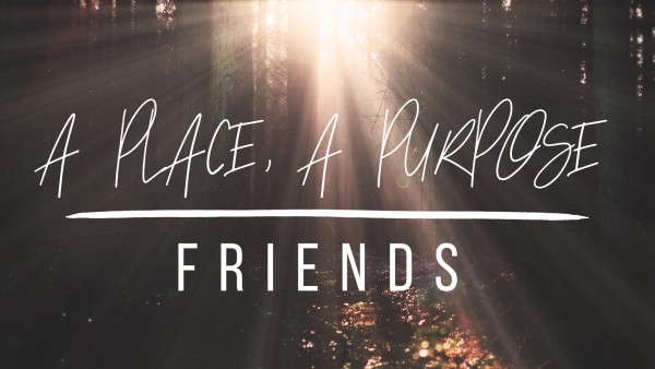 A Place for Friends