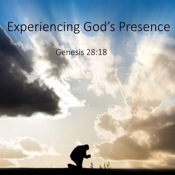 #22 Experiening God's Presence, Genesis 28.16