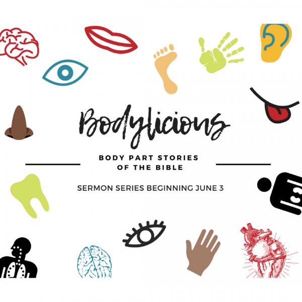 Bodylicious: Esau's Heel