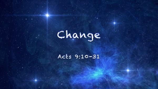 changeChange