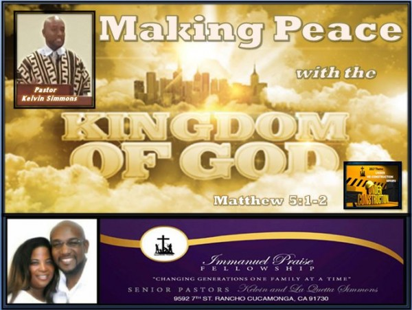 making-peace-in-the-kingdomMaking Peace in the Kingdom