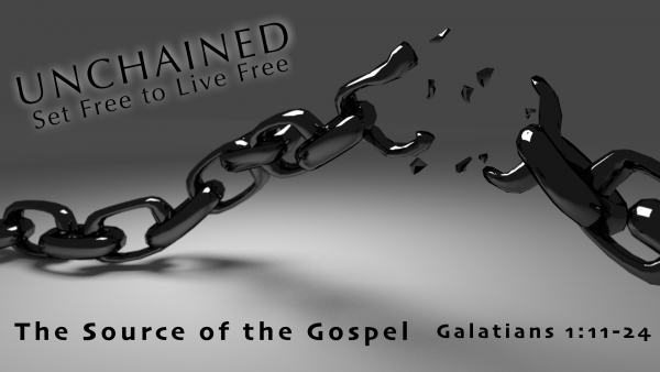 The Source of the Gospel