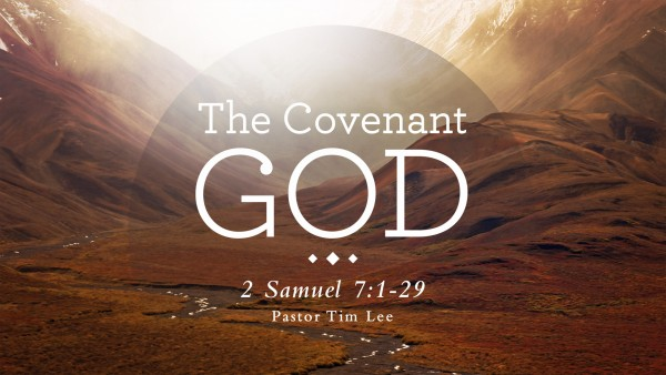 the-covenant-godThe Covenant God