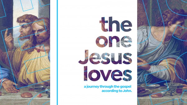 The One Jesus Loves, Part 36: Jesus is Arrested and Betrayed