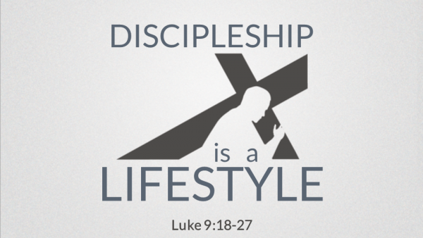 Discipleship is a Lifestyle