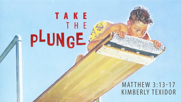 Take the plunge!