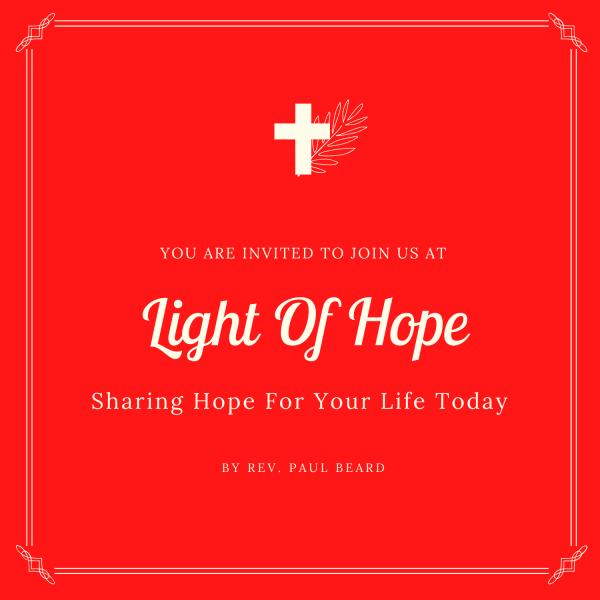 light-of-hopeLight of Hope