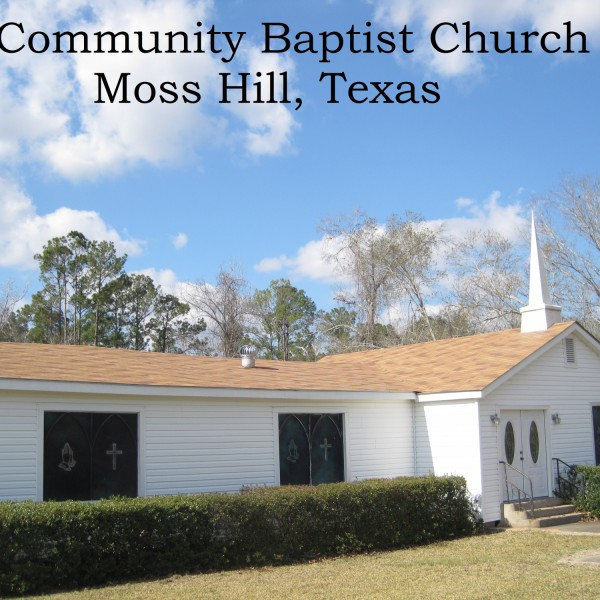 community-baptist-churchCommunity Baptist Church