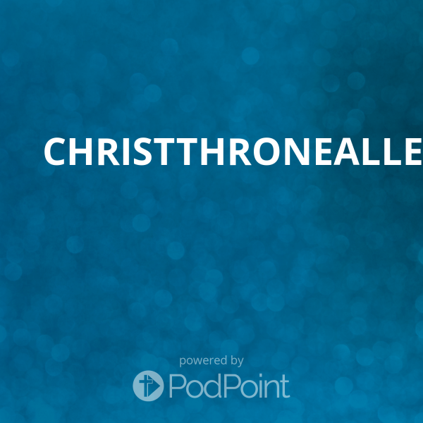 christthroneallenChristThroneAllen