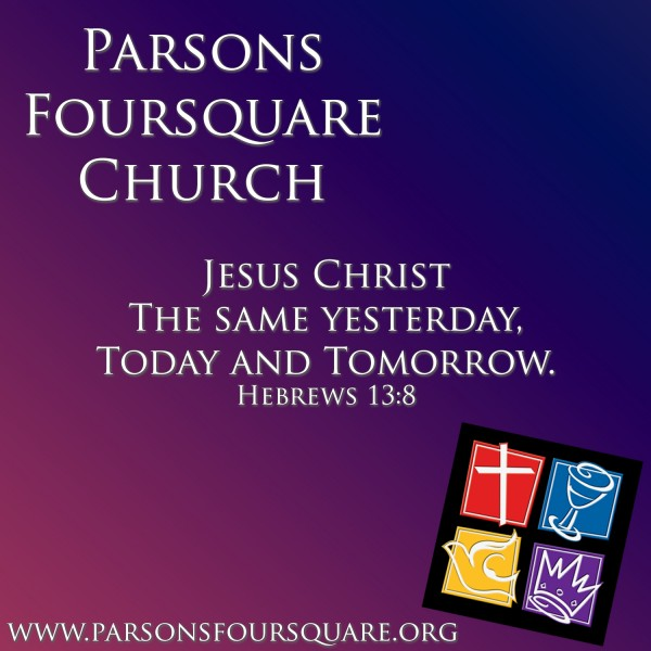 Parsons Foursquare Church's Podcast