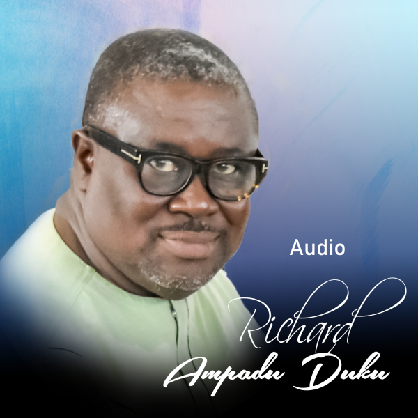 BISHOP RICHARD AMPADU DUKU