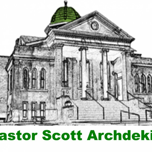 Pastor Scott Archdekin
