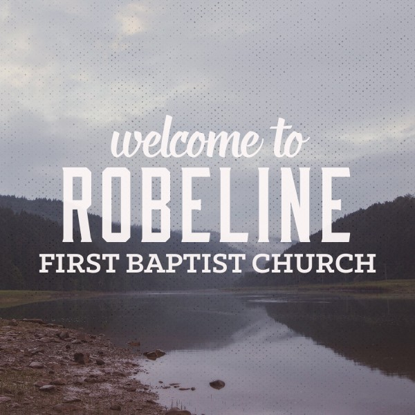 robeline-first-baptist-church-podcastRobeline First Baptist Church's Podcast