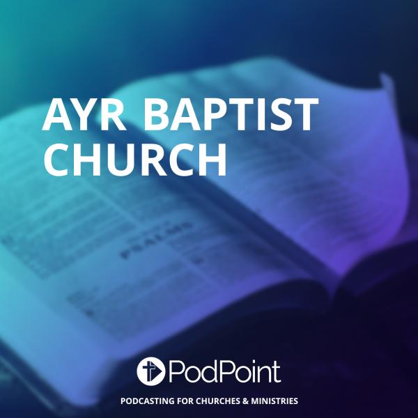 Ayr Baptist Church