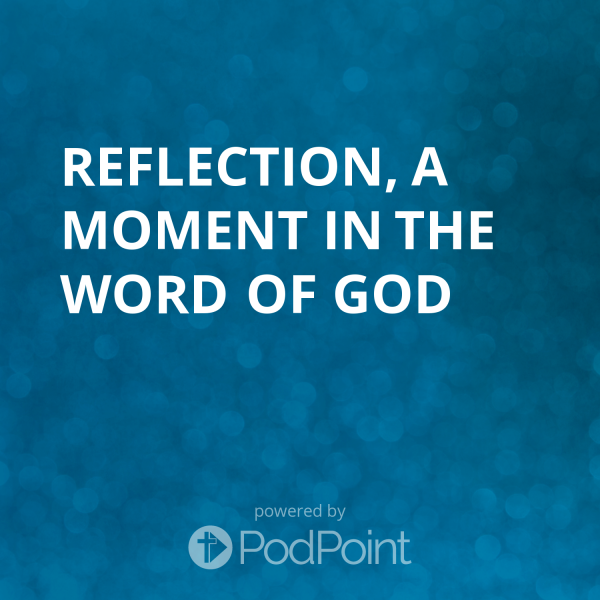 Reflection, a Moment in the Word of God