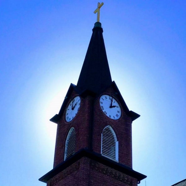 St. John's Lutheran Church, The Clock Church