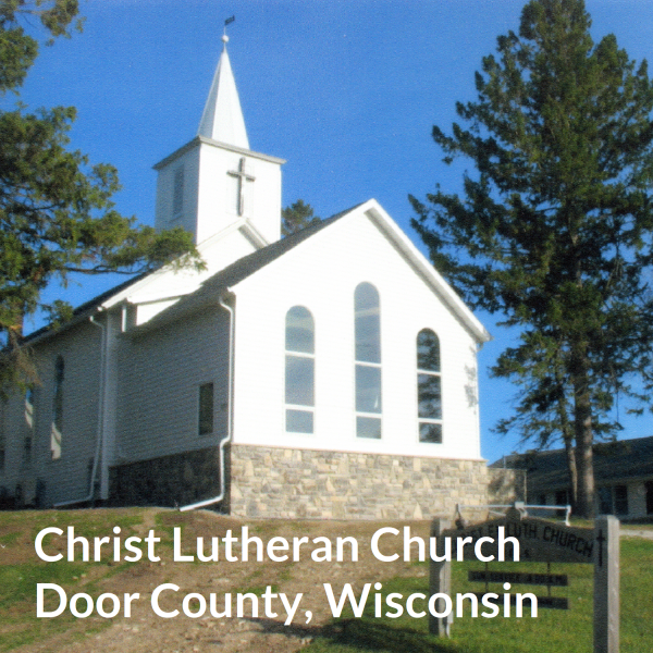 christ-lutheran-door-countyChrist Lutheran Church Door County