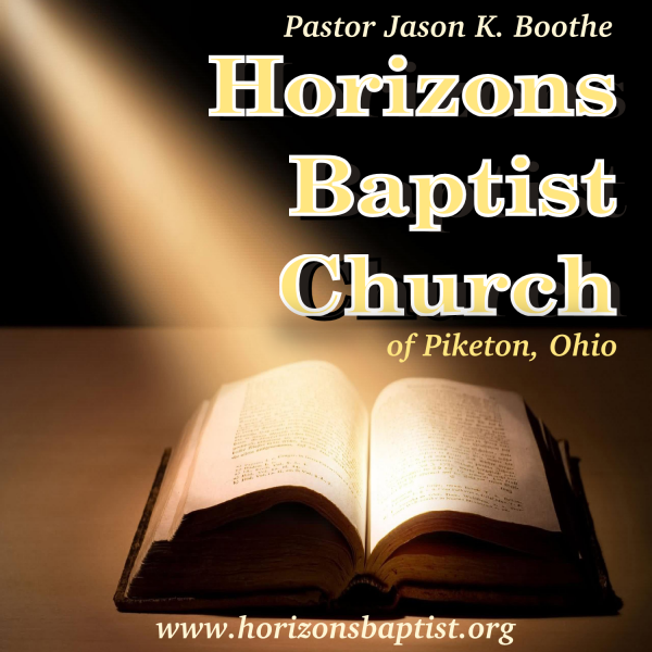 Why Not Suffer Wrong? - 1 Corinthians 6:1-11 - Jason Boothe