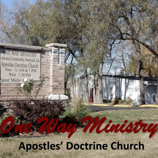 One Way Ministry National Community Outreach's Podcast