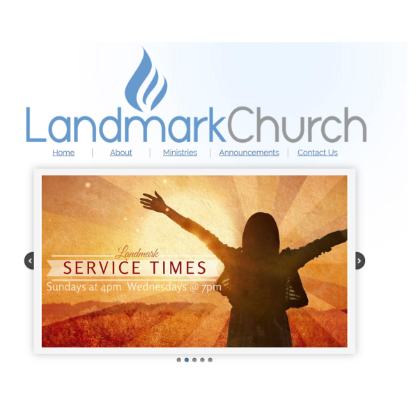 landmark-churchLandmark Church