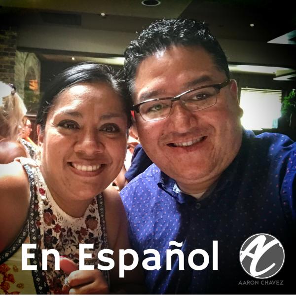 Pastor Aaron Chavez en Español Podcast