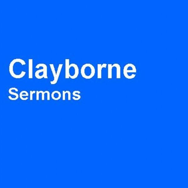 clayborneClayborne Sermons