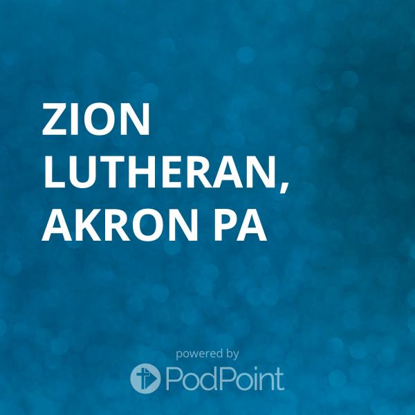 Zion Lutheran, Akron PA