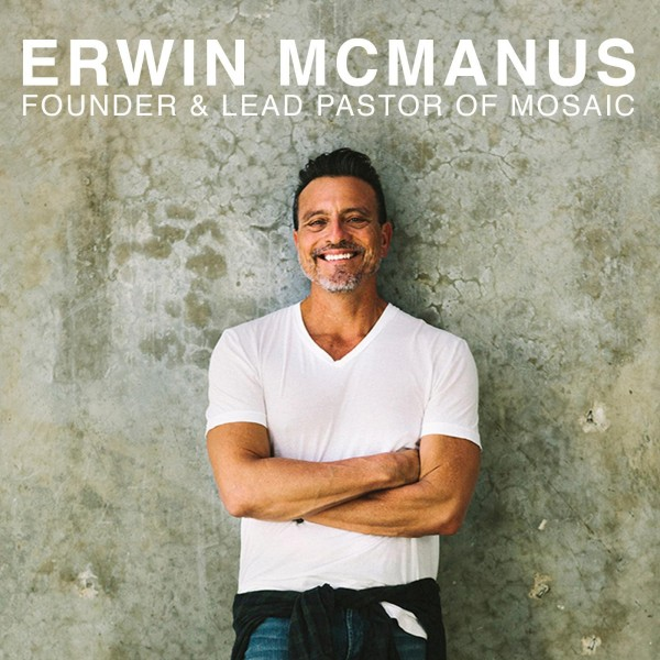 MOSAIC - Erwin Raphael McManus  (Audio)