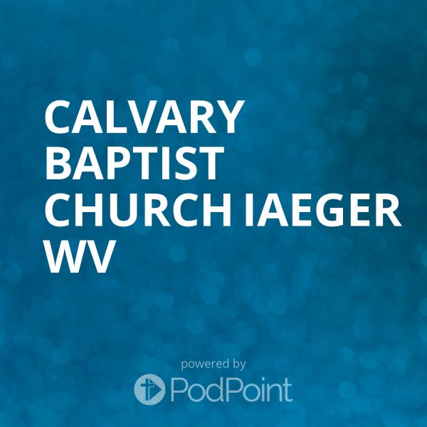 Calvary Baptist Church Iaeger WV Contemporary Service
